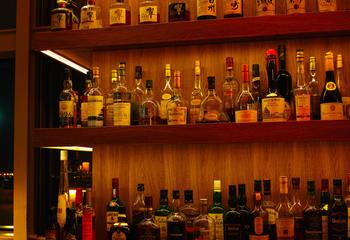 素晴らしい景色 7 ウイスキー陳列 ブログ用.png